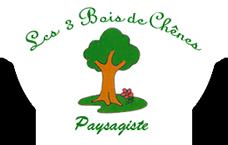 Logo Les trois bois de chênes